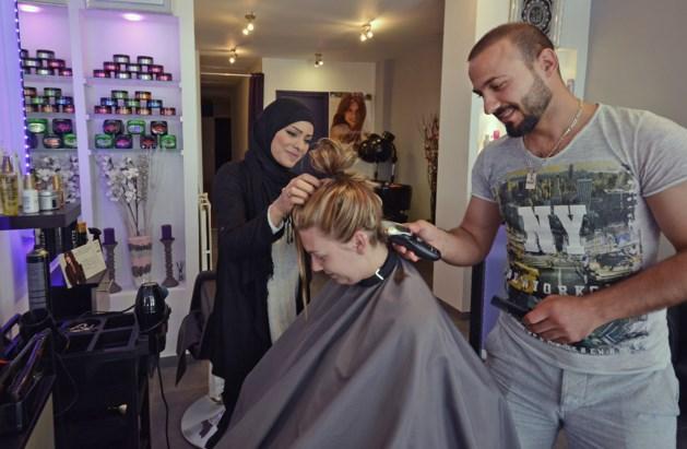 Syrische vluchteling begint kapperszaak in Venlo