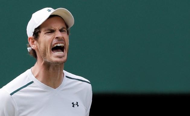Titelverdediger Andy Murray uitgeschakeld op Wimbledon