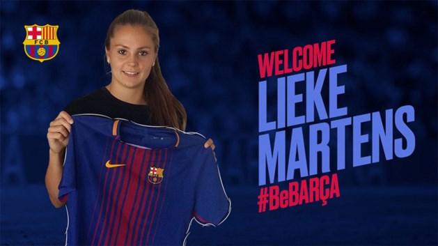 'Lieke Martens verdient per jaar wat Messi voor drie dagen krijgt'