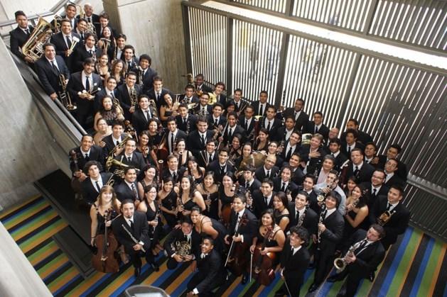 Kroatisch mariachi-orkest vervangt Simón Bolívar op WMC