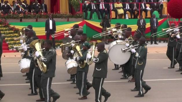 Congolese fanfare zegt af voor WMC