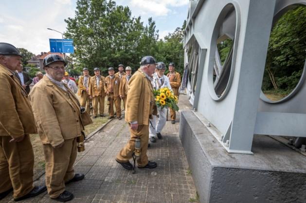Brunssum herdenkt ramp in staatsmijn Hendrik
