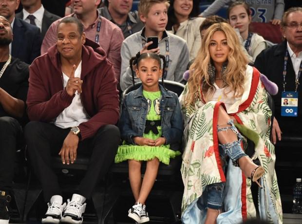 Beyoncé deelt eerste foto van pasgeboren tweeling