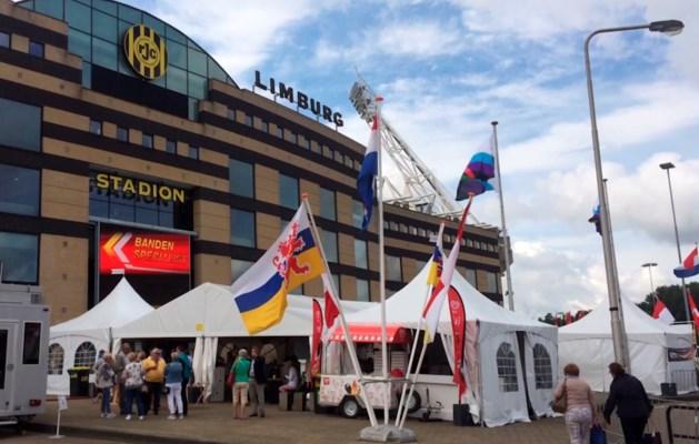 Video: kijk mee in het stadion bij het WMC