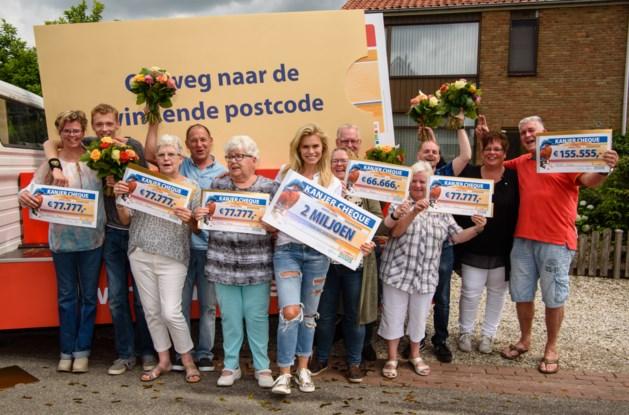 Miljoenenprijs Postcodeloterij valt in Bergen