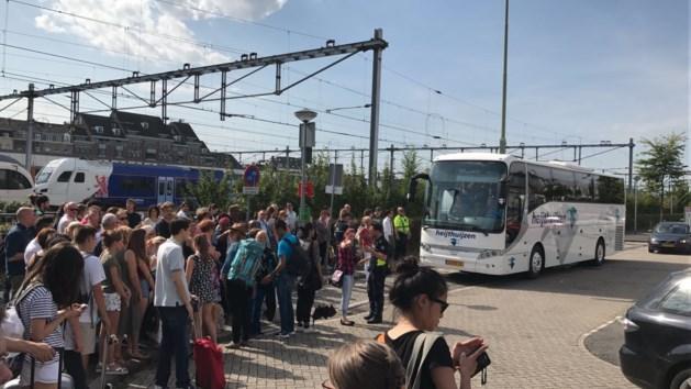 Noodweer veroorzaakt overlast in Limburg