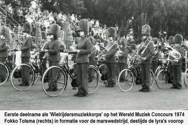 Trombonist Fokko Tolsma tien keer op WMC
