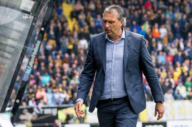 Maaskant stopt als voetbaltrainer: 'Ben er klaar mee'