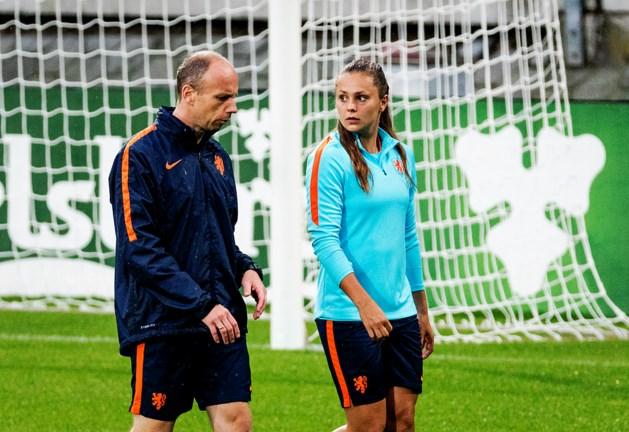Kwartfinale lonkt voor Oranjevrouwen, meespelen Martens onzeker