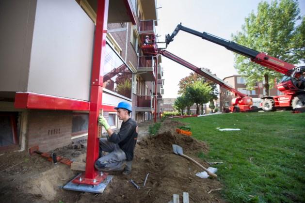 Duizenden 'onveilige' balkons in Limburg afgekeurd