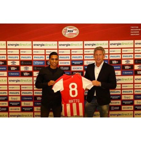Venlonaar tekent contract voor twee jaar bij PSV