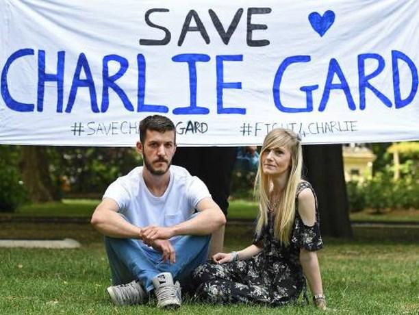 Ouders baby Charlie akkoord met hospice