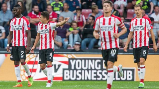 PSV blameert zich tegen NK Osijek, FC Utrecht speelt gelijk