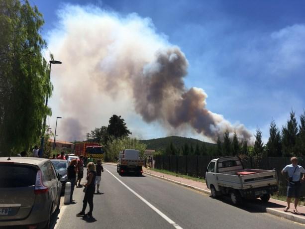 Honderden extra brandweerlui naar Zuid-Frankrijk vanwege bosbranden