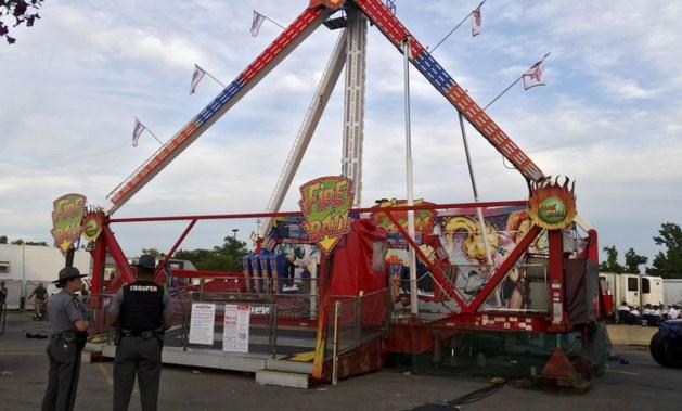 Maker ramp-attractie Ohio: Laat ze op Nederlandse kermis niet draaien