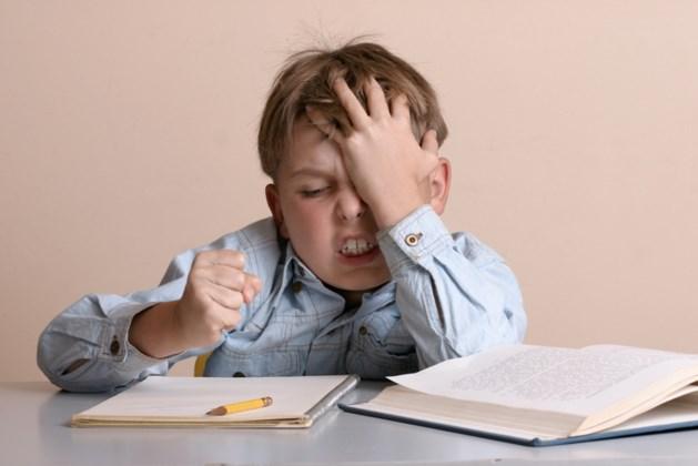 Kinderen steeds slechter in schrijven
