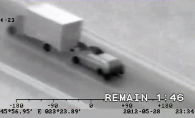 Stuntdieven A73 roofden mogelijk meer dan tien rijdende vrachtwagens leeg