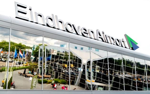 Mogelijk lang in de rij door actie op vliegveld Eindhoven