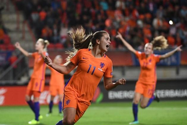 Lieke Martens: EK-finale resultaat van jaren werk
