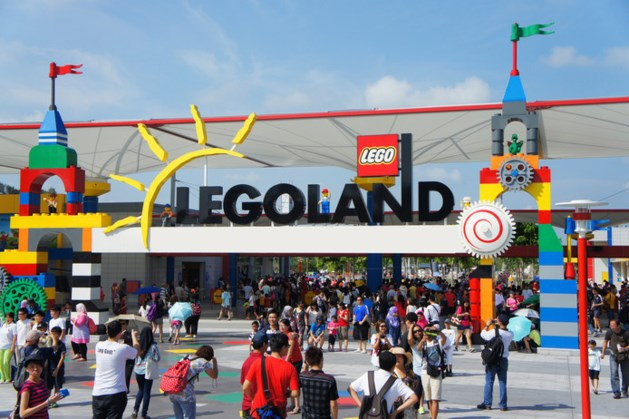 Legoland opent splinternieuw park in Nederland