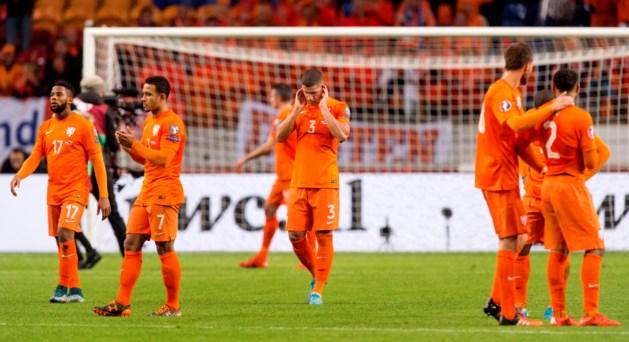 Nieuw historisch dieptepunt: Oranje 36e op FIFA-ranglijst