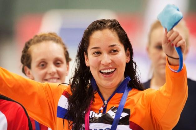 Ranomi Kromowidjojo blijft zwemmen tot Spelen 2020
