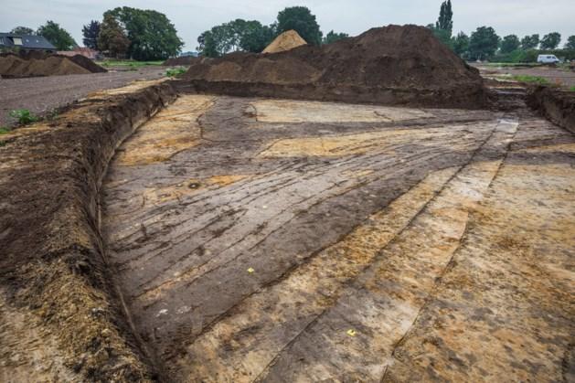 Historische vondsten bij Hushoven in Weert