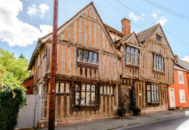 Te koop: het 'ouderlijk huis' van Harry Potter