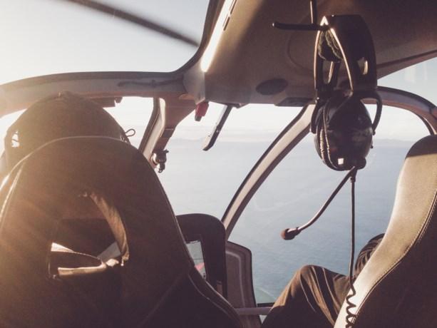 Politie zoekt met helikopter naar man in Sevenum