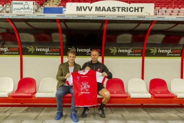 MVV huurt linksback Christophe Janssens van Genk