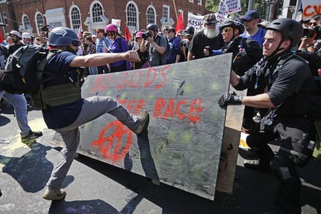 Noodtoestand om mars rechtsextremisten VS