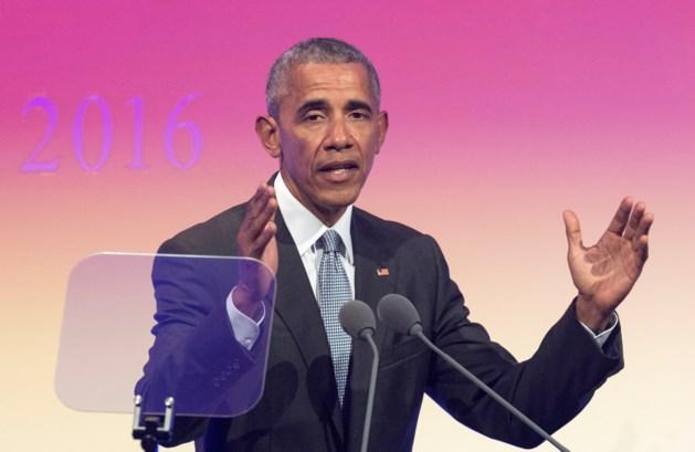 Barack Obama komt naar Nederland voor seminar