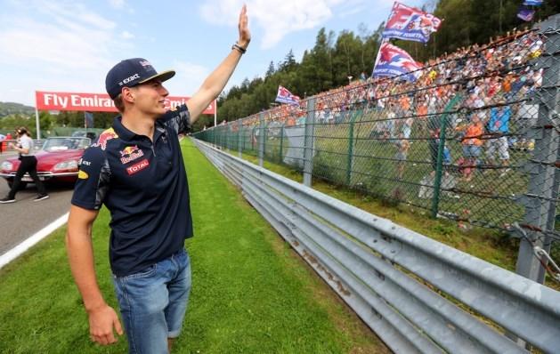 Formule 1 doet er drie jaar bij in Spa