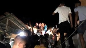 Doden na aardbeving op Italiaans vakantie-eiland