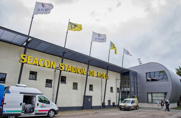 VVV koopt grond rond stadion en kan aan de slag met verbouwing