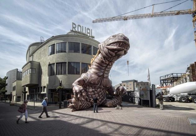 'Godzilla' komt terug voor afsluiting Cultura Nova
