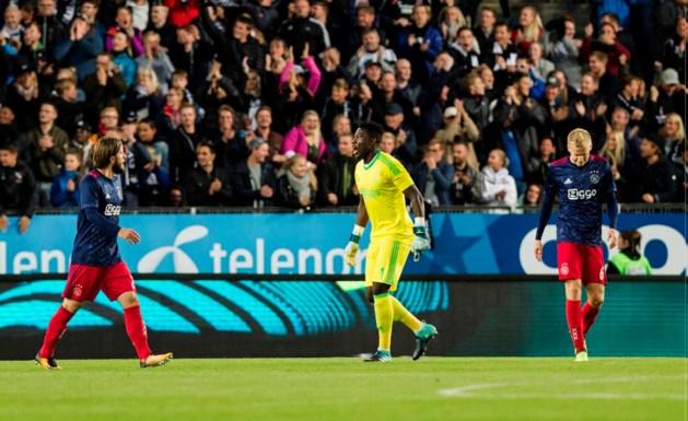 Rosenborg kegelt dolend Ajax uit Europa League