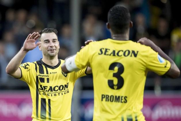 VVV nog zonder Roel Janssen tegen Feyenoord