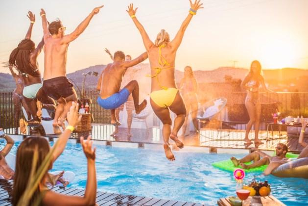 Zwembroek kan nog één keer uit de kast: op naar de 30 graden!