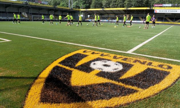 Reserveteam VVV scoort vier keer tegen amateurs