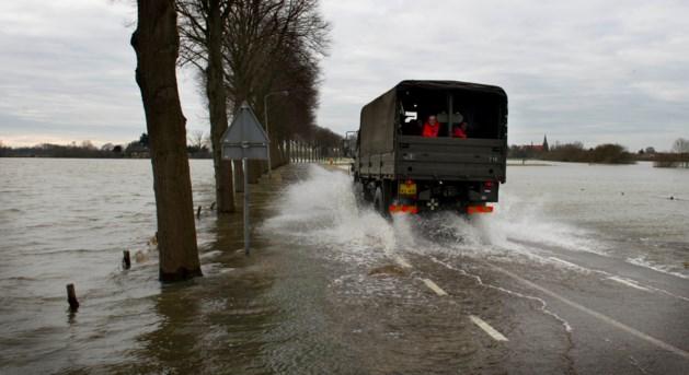 Gemeente vraagt hulp van inwoners om overstroming Maas te voorkomen