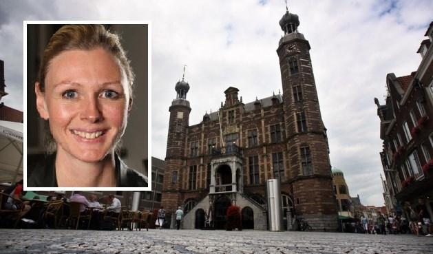 Desirée Thissen gewipt als fractievoorzitter CDA Venlo