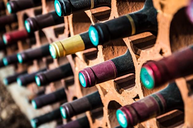 Spectaculaire roof van exclusieve wijnverzameling