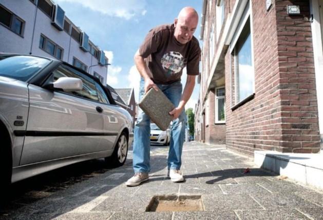 Opnieuw herdenkingssteen verdwenen in Heerlen