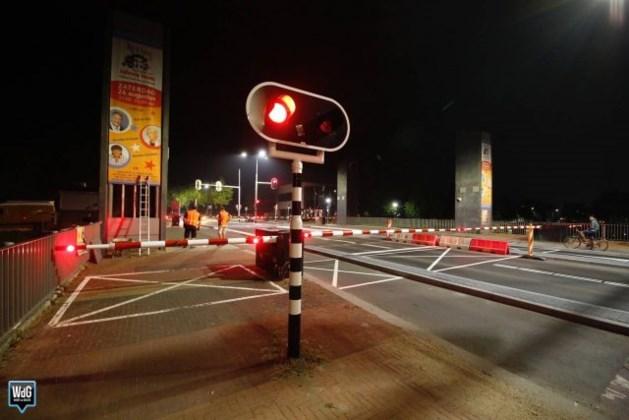 Opnieuw problemen met Stadsbrug Weert