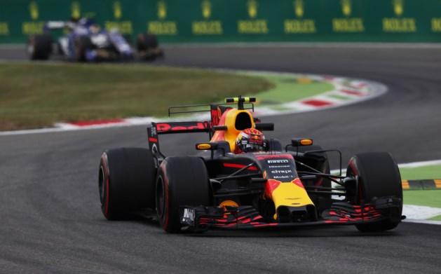 Verstappen klokt vijfde tijd in tweede training Monza