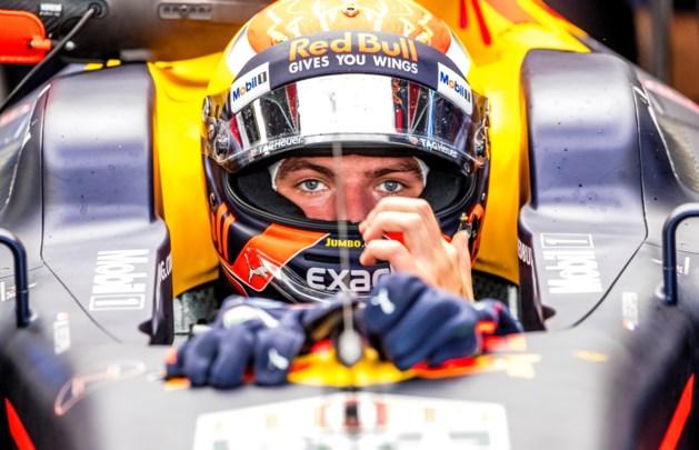 Verstappen vijftien plaatsen naar achteren op Monza