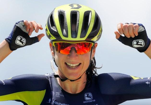Van Vleuten wint Ladies Tour, Ensing pakt etappe in Sittard