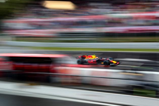 LIVE: Max Verstappen begint aan grote inhaalrace in Italië