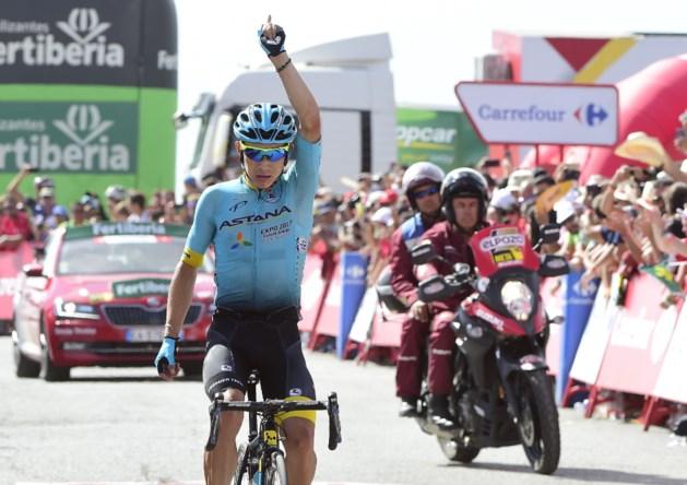 López wint opnieuw zware bergetappe, luxeknecht Poels achtste